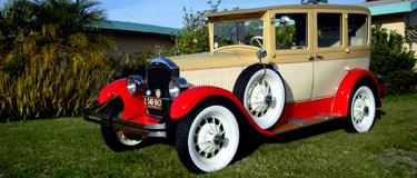 1927 Star 4 Car by Durant Motors