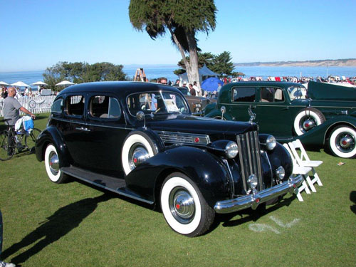 1939 Packard Super 8 4 Door