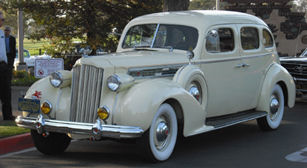 1939 Super 8 Packard 4 Door