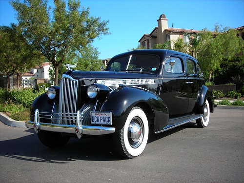 1940 Packard 4 Door