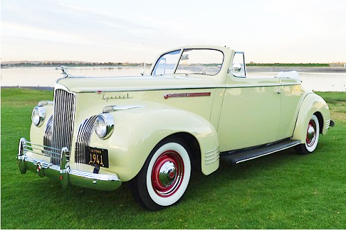 1941 Packard Convertible