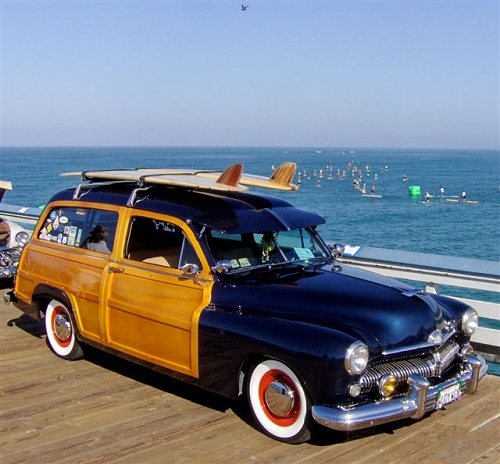 1951 Mercury Woody