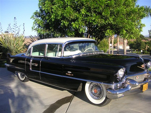1956 Cadillac 4 Door Fleetwood
