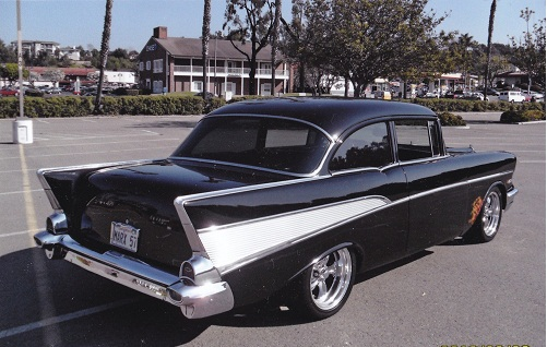 1957 Chevy 2 Door