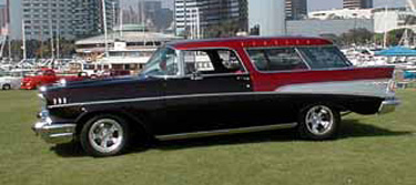 1957 Chevy Nomad 2 Door