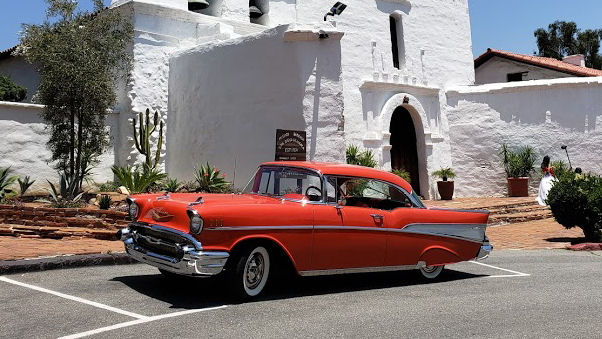 1957 Chevy Bel Air 2 Door Hard Top
