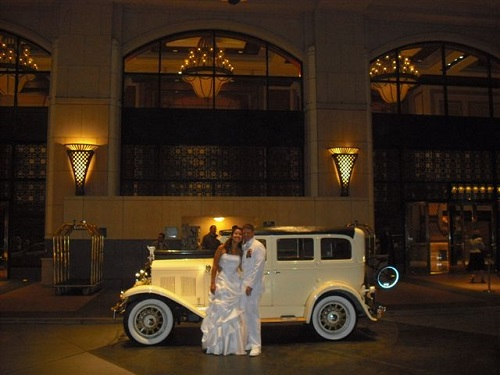 1929 Durant Night With Marine At Manchester Grand Hyatt