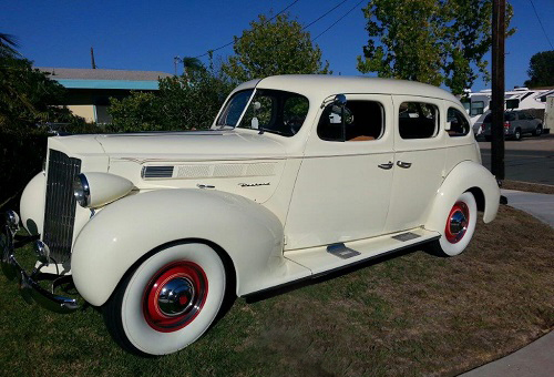 1938 Packard 4 Door