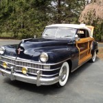 1947 Chrysler Woody Town & Country Convertible