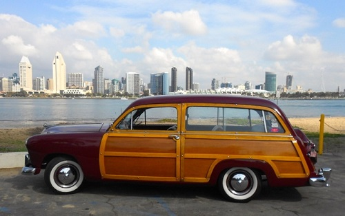 1949 Ford Woody 2 Door
