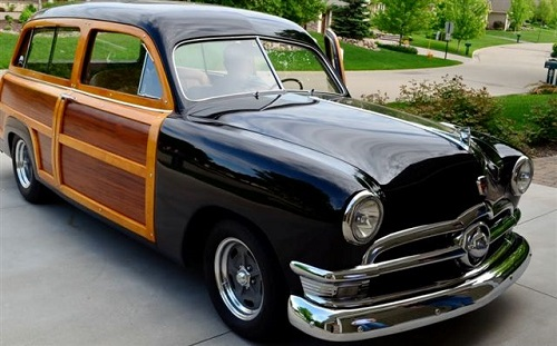 1950 Ford Woody 2 Door