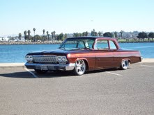 1962 Chevy Bel Air 2 Door